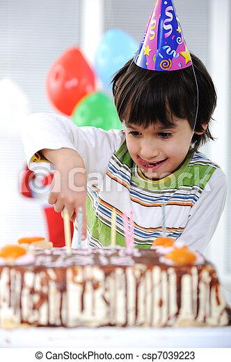 Happy birthday to you! - csp7039223