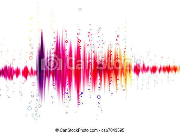 Sound wave Illustrations and Stock Art. 14,973 Sound wave ...