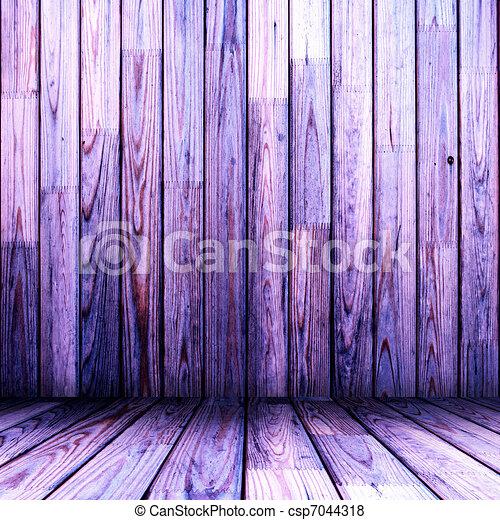 Banco de imagens de violeta madeira sala violeta for Sala de estar 3x5