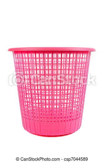a pink dumpster - csp7044589