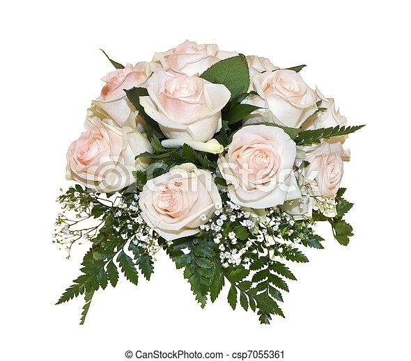 Bridal Bouquet - csp7055361