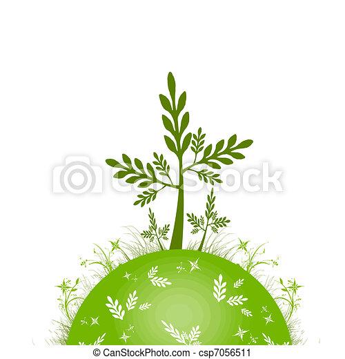 ECO GREEN  - csp7056511