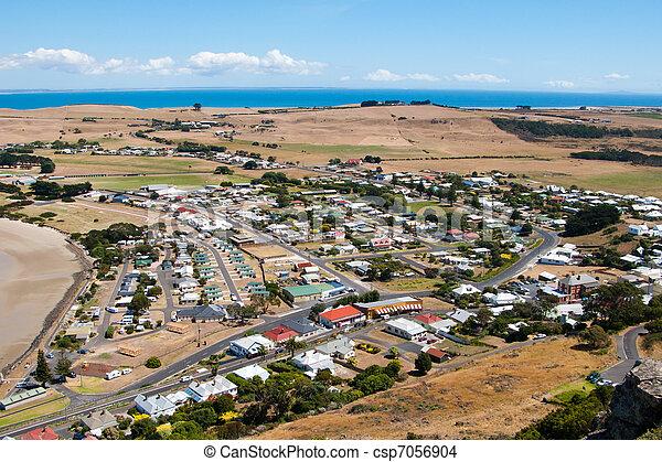 Stanley Tasmania  - csp7056904