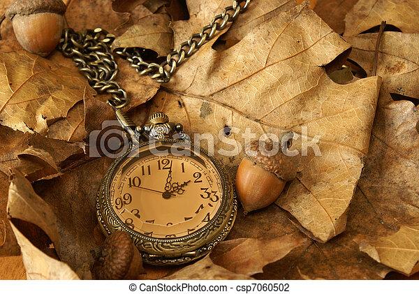 Autumn Time - csp7060502