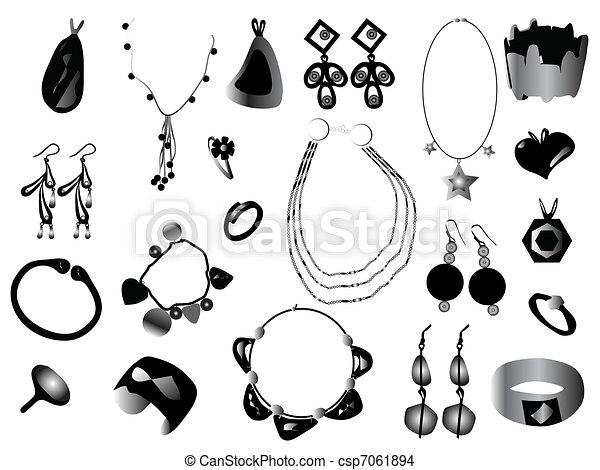 Jewelry  - csp7061894