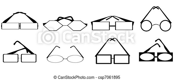 Vision glasses frames  - csp7061895