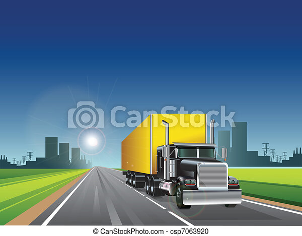 truck - csp7063920