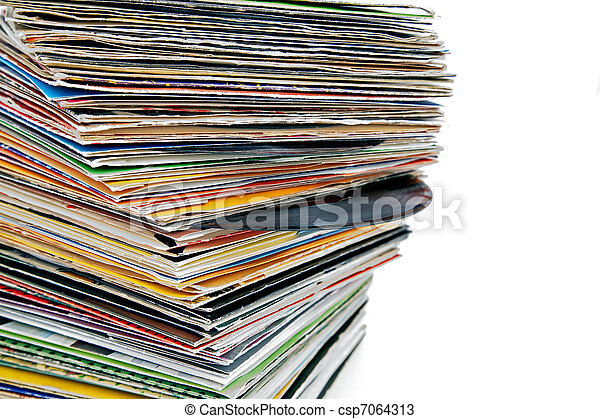 vinyl records - csp7064313