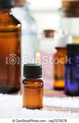 aroma Oil - csp7070578