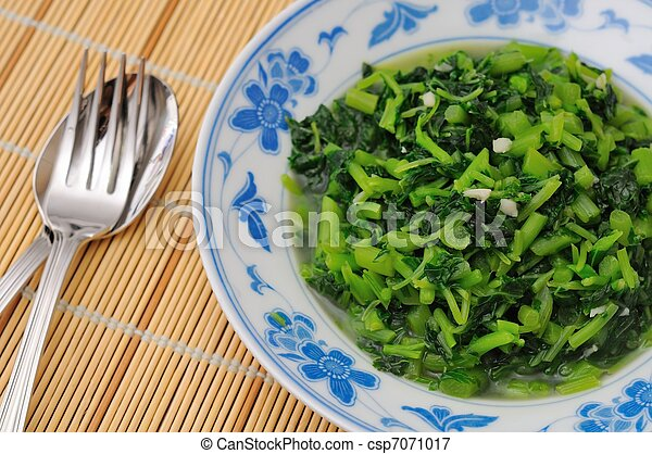 Healthy and nutritious cuisine - csp7071017
