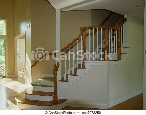photo int rieur am ricain maison image images photo libre de droits photos sous licence. Black Bedroom Furniture Sets. Home Design Ideas