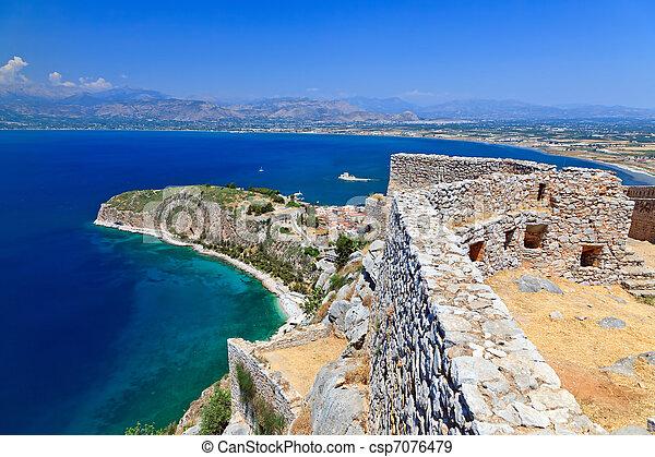 Palamidi fortress - csp7076479