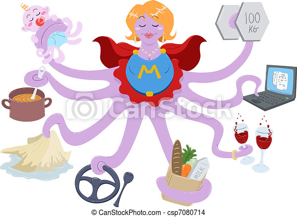 Super Mom - csp7080714