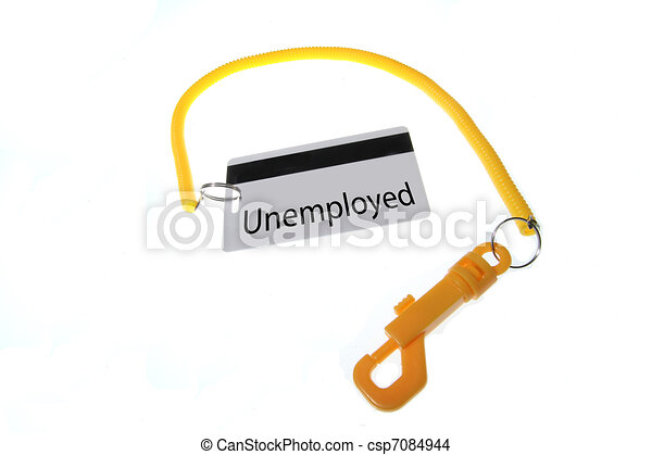 Unemployed - csp7084944