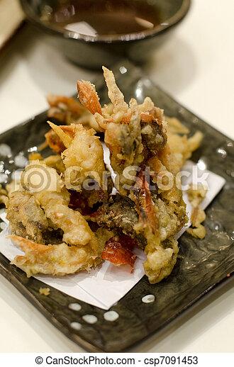 japanese cuisine  - csp7091453