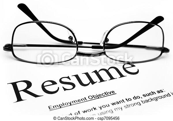 Resume  - csp7095456