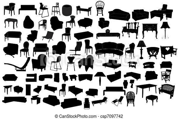 antique furniture clip art vector graphics. 3,603 antique