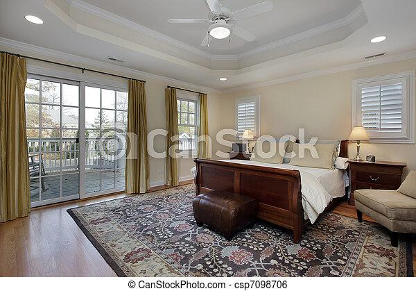 Image De Plateau Plafond Ma Tre Chambre Coucher