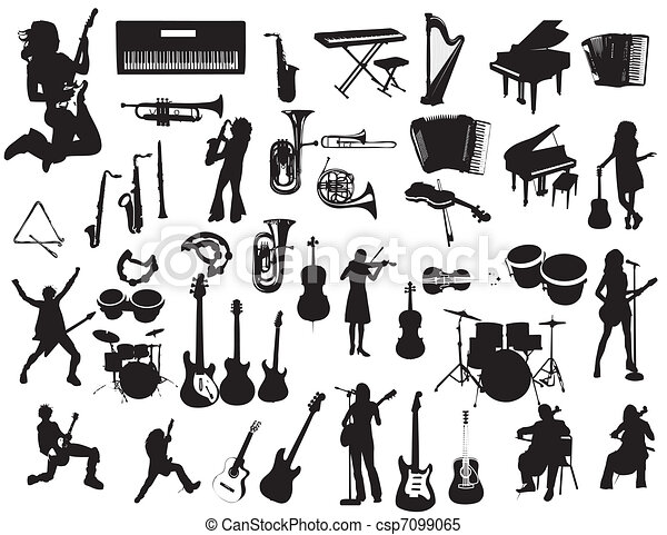 Music - csp7099065