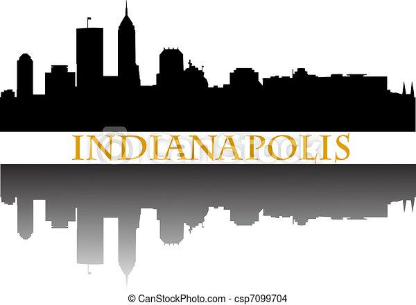 Indianapolis - csp7099704