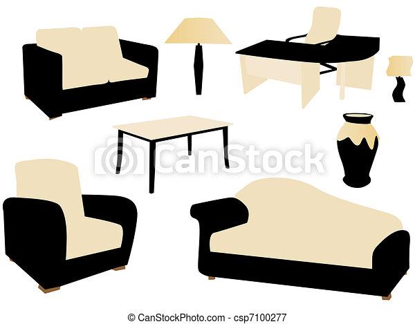 Furniture  - csp7100277