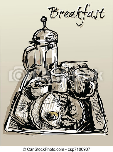 breakfast - csp7100907