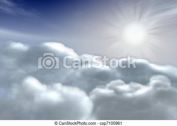 Stratosphere Background - csp7100961