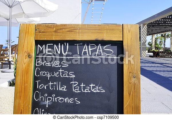 Photographies de tableau noir menu a tableau noir for Tableau noir restaurant