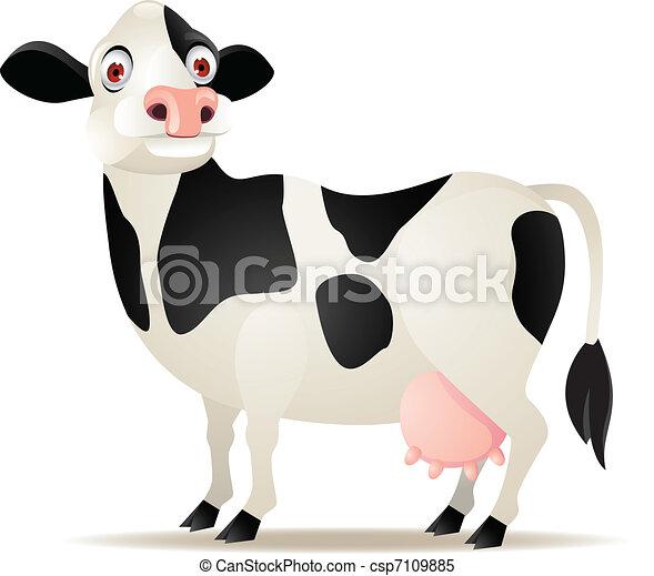 Funny cows - csp7109885