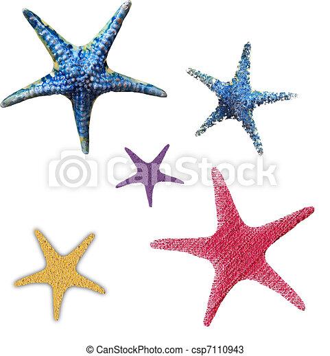Starfish Ceramic pearl gloss - csp7110943