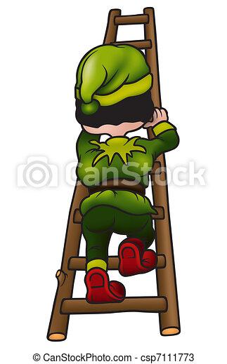 Green Dwarf - csp7111773