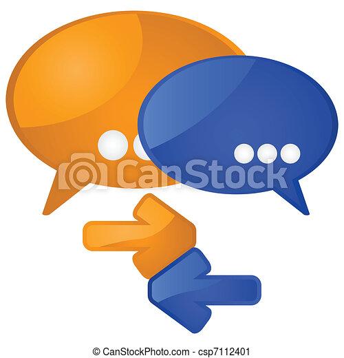 Dialogue - csp7112401