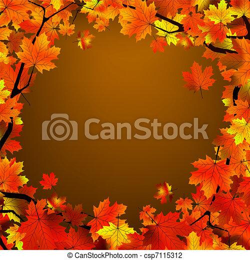 Thanksgiving day celebration. EPS 8 - csp7115312