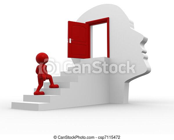 Door - csp7115472