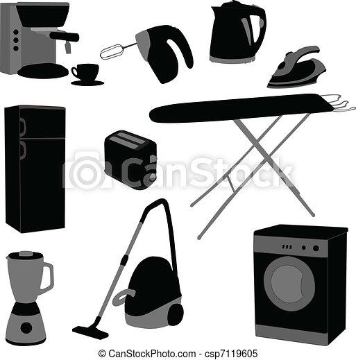 Domestic appliances - csp7119605