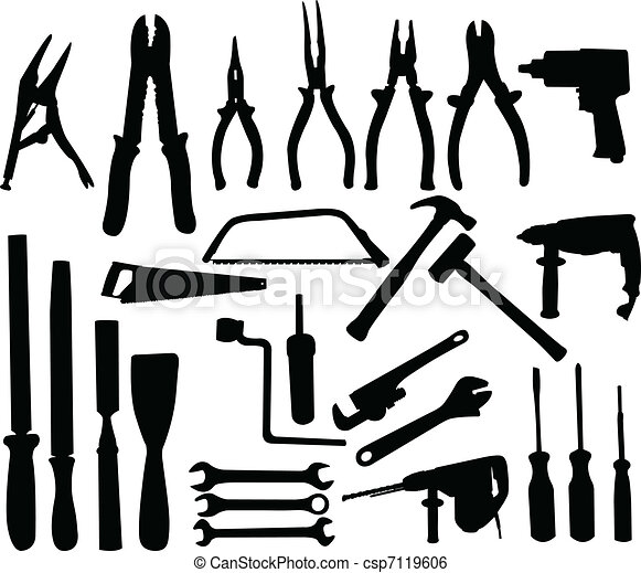 Tools collection - csp7119606