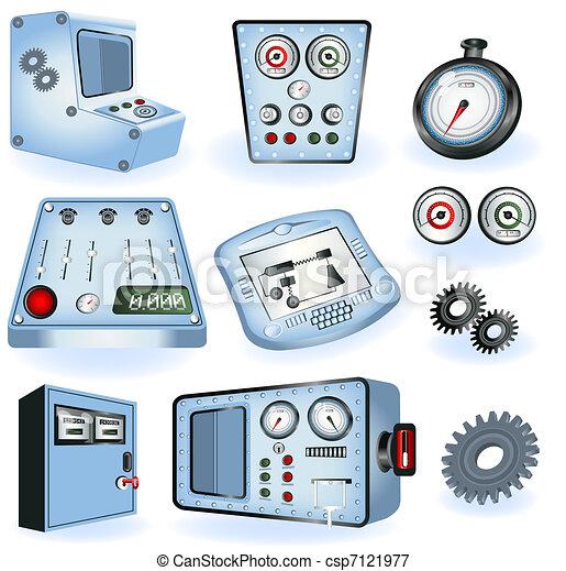 Machine operators - electric contro - csp7121977