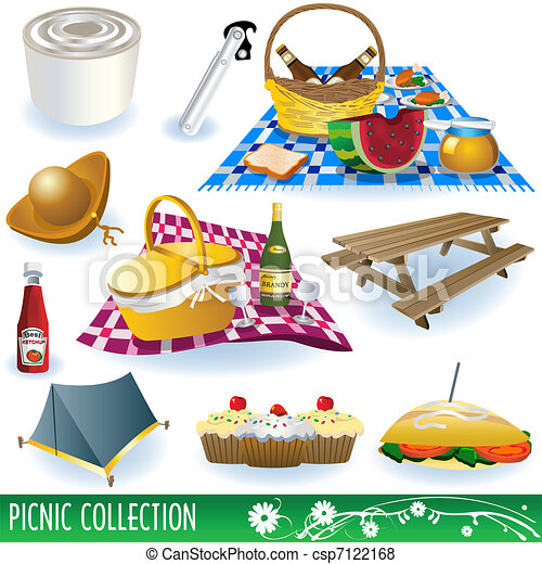 Picnic collection set - csp7122168
