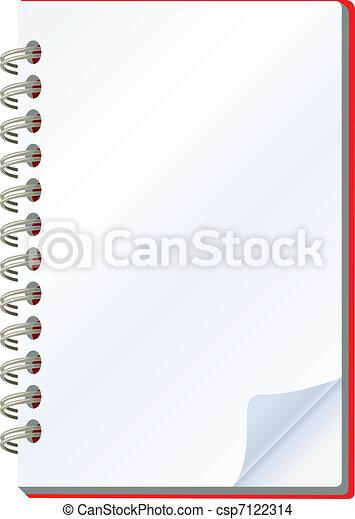 notepad  - csp7122314