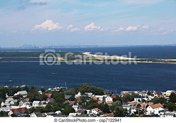 Sandy Hook New Jersey - csp7122941