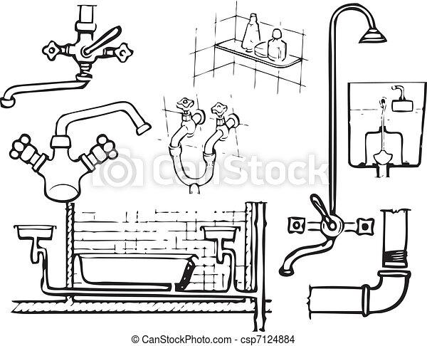 Sanitary engineering - csp7124884