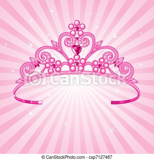 Princess Crown - csp7127487
