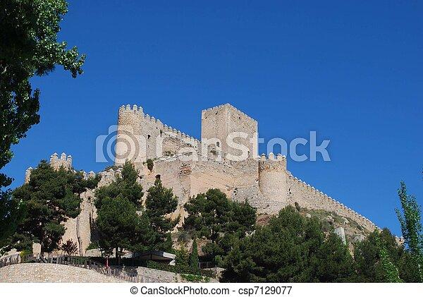 Castle - csp7129077