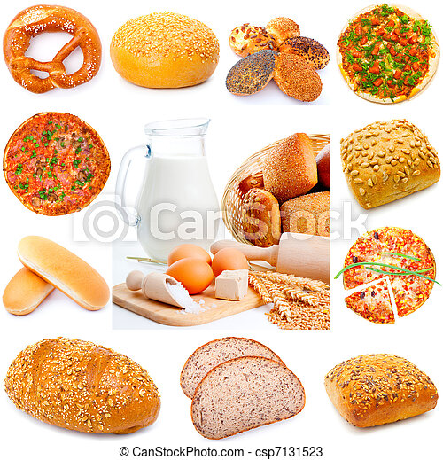 how to make different types of bread