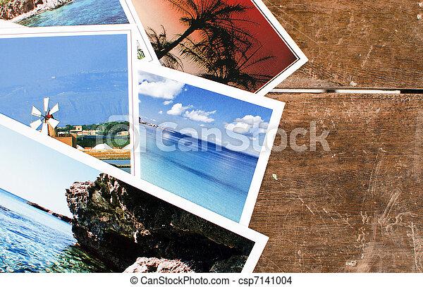 Postcards - csp7141004