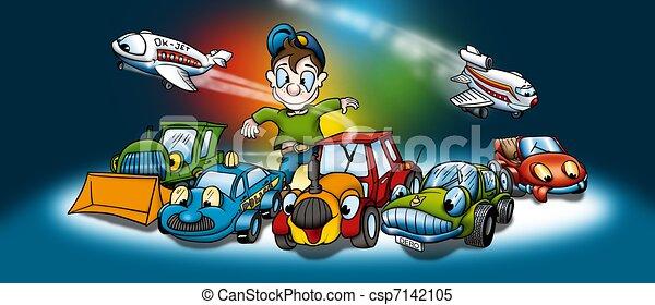 Transportation - csp7142105