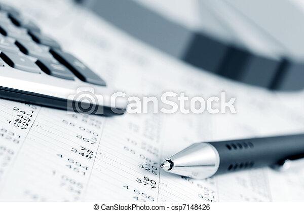 contabilidade - csp7148426