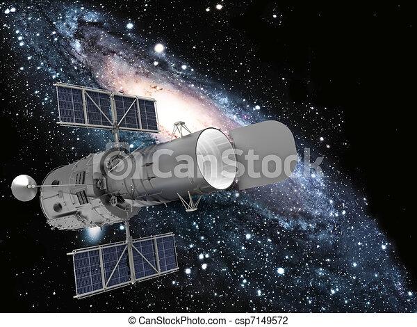 Space exploration - csp7149572