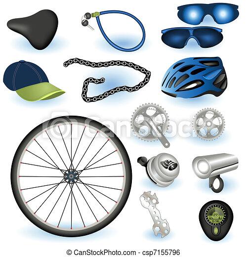 Bicycle equipment - csp7155796