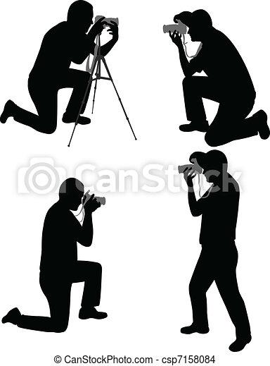 photographers - csp7158084